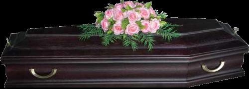 Ветка памяти стандартная «Розовая Роза»