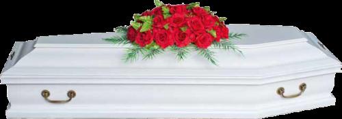 Ветка памяти стандартная «Красная Роза»