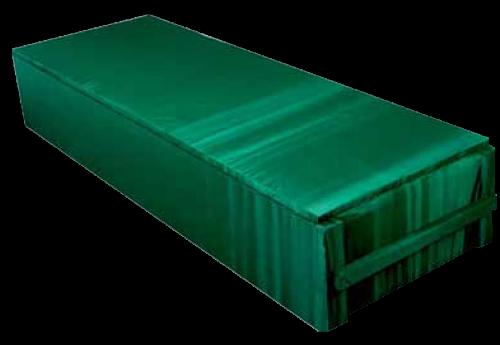 Ящик мусульманский обитый тканью