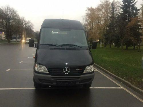 Ритуальный автобус Mercedes Benz